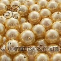 Perla de Nacar Amarilla