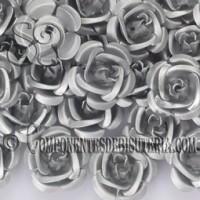 Pack de 5 Rosas Aluminio