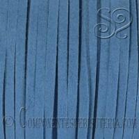 Cordon Plano Antelina Azul