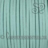 Cordon Plano Antelina Azul Claro
