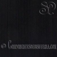 Cordon Terciopelo Negro