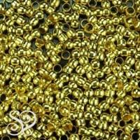 Chafas Doradas 2mm (100uds)