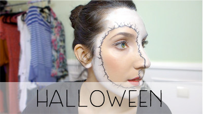 DIY Maquillaje y accesorios para Halloween paso a paso