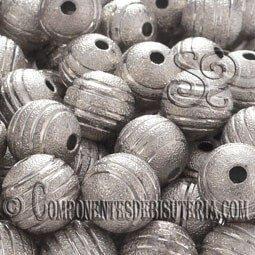 Bola de Metal Plata