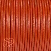 Cuero Hindu Rojo Metalizado
