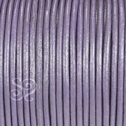Cuero Hindu Violeta Metalizado