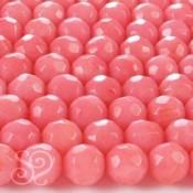 Coral Rosa 6mm (10uds)
