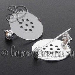 Broche Regadera 18mm