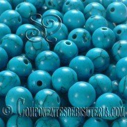 Turquesa Azul 8mm
