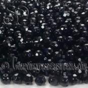 Agata Negra 4mm (25uds)