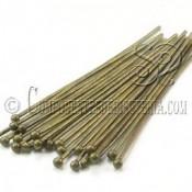 Baston Metalico Bronce (25Uds)