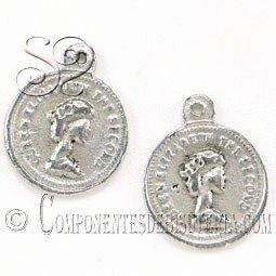 Charm Moneda de Metal
