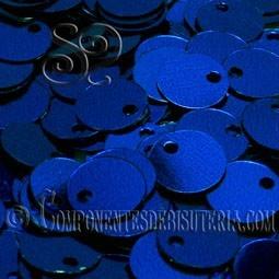 Lentejuelas Lisas Azul