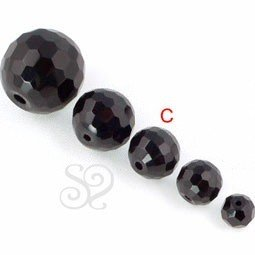 Agata Negra 10mm