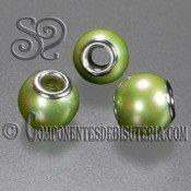 Perla Pando de Nacar Verde