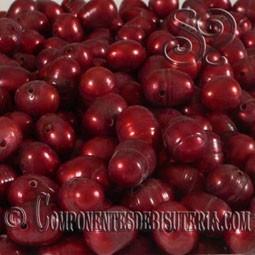 Perla de Rio Nugget Rojo Perlado