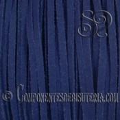 Cordon Plano Antelina Azul Oscuro