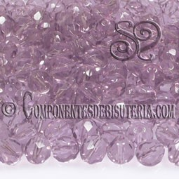 Bola Cristal Checo Light Amethyst 4mm