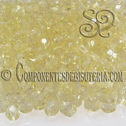 Bola Cristal Checo Light Jonquil 4mm