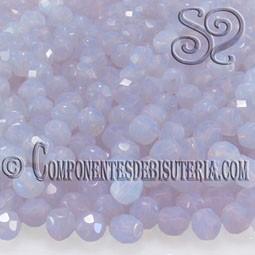 Bola Cristal Checo Violet Opal 4mm