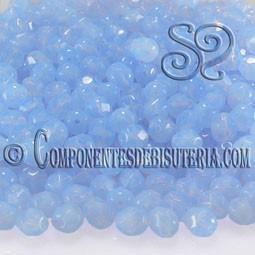 Bola Cristal Checo Sapphire Opal 6mm