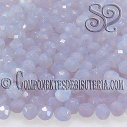 Bola Cristal Checo Violet Opal 6mm