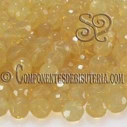 Bola Cristal Checo Milky White Opal 8mm