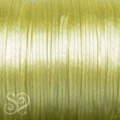 Cordón Cola de Ratón 1mm Beige x 10 metros