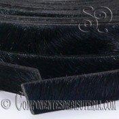 Vaquetilla Piel de Potro Pelo Negro