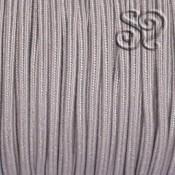 TRENCILLA SOUTACHE 3MM GRIS PLATA X5M