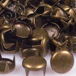TACHUELA CIRCULAR BRONCE 9MM x 20