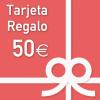 Tarjeta Regalo por valor de 50 euros