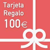 Tarjeta Regalo por valor de 100 euros