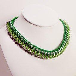 Kit Collar Olivina