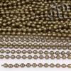 Cadena de Bolas de 2,3mm Bronce