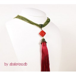Kit de Collar con pompón