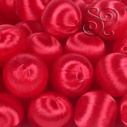 Bola Rayón Rojo