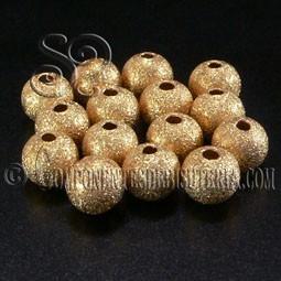 Bola Baño Oro 24K