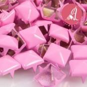 Tachuelas Piramide Rosa 9mm