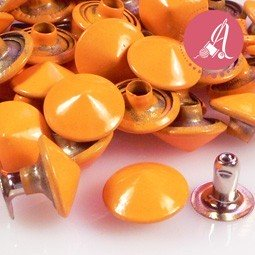 REMACHE CONO NARANJA 10MM
