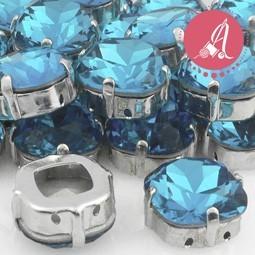 Cabuchon de Cristal Aguamarina