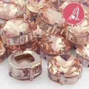 CRISTAL MONTADO DE 12MM GOLDEN SHADOW