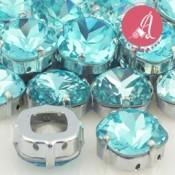 Cabuchon de Cristal Azul