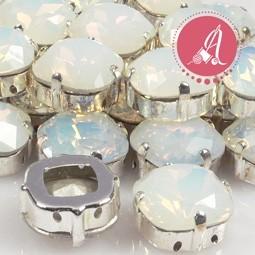 Cabuchon de Cristal White Alabaster