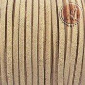CORDON DE ANTELINA DE 3MM CAMEL X 5M