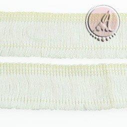 FLECOS DE ALGODON BLANCO DE 25MM x 50CM