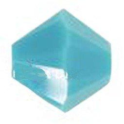 Tupis Cristal Swarovski Turquesa 4mm