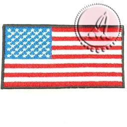 PARCHE TERMOADHESIVO BANDERA USA