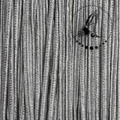 CORDON SOUTACHE GRIS OSCURO BRILLO 3MM X 5M