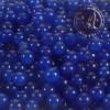 Jade natural azul de 4mm pack de 50 uds